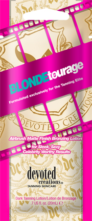 Blondetourage™Airbrush Matte Finish Bronzer Pkt
