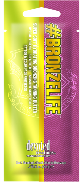 The #BronzeLife™ Pkt