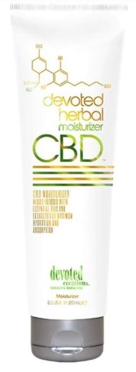 DC Herbal CBD Moisturizer