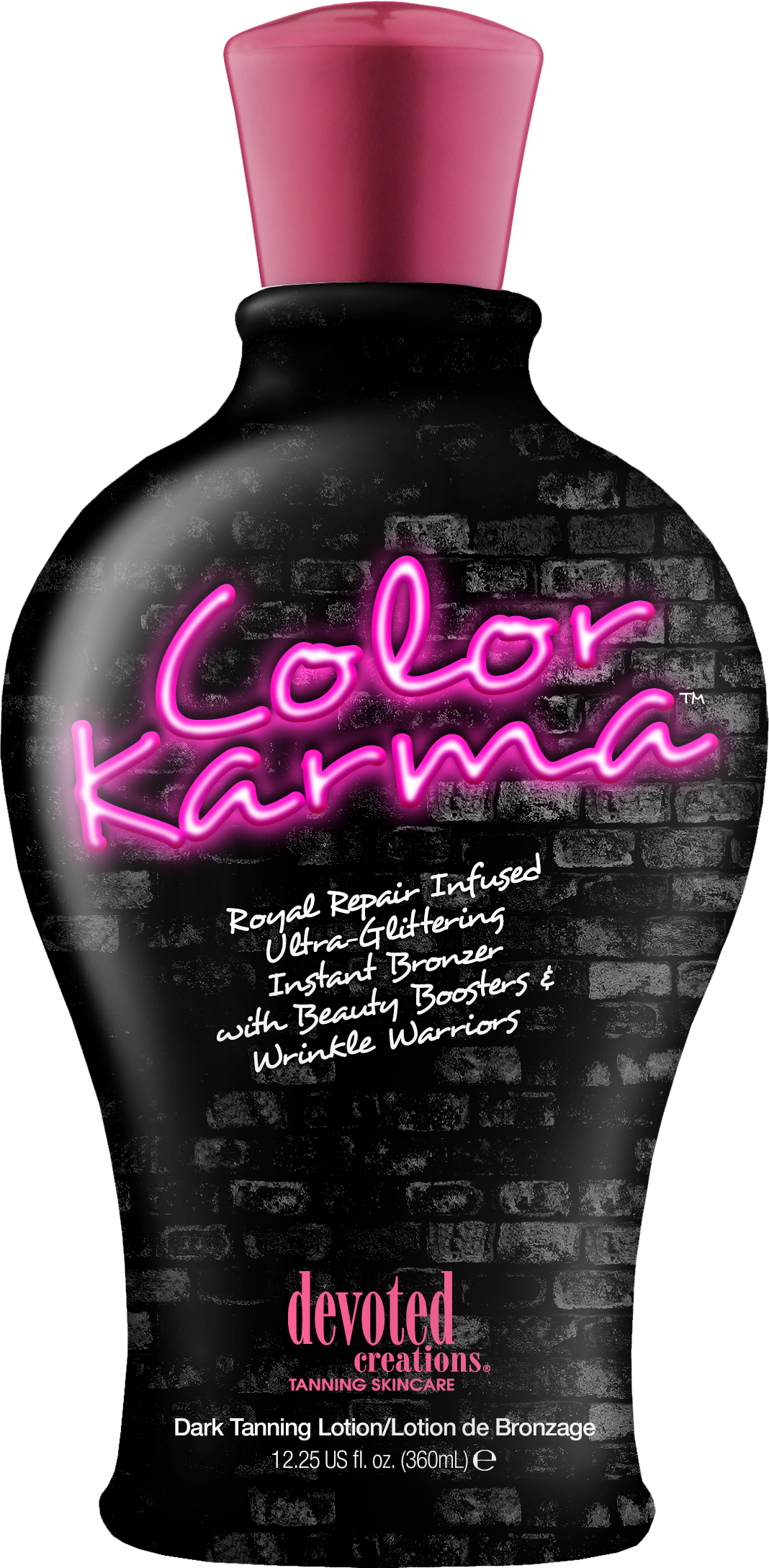 Color Karma Royal Repair Infused Ultra-Glittering Instant Bronzer