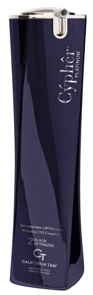 Cypher Platinum® Black Optimizer Step 2 Quinquagesimus 50 Bronzer