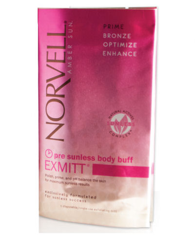 Pre Sunless Body Buff eXmitt® Single