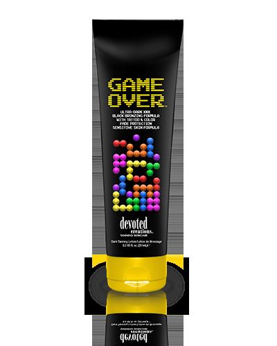 Game Over™ Ultra-Dark XXX Black Bronzing Formula