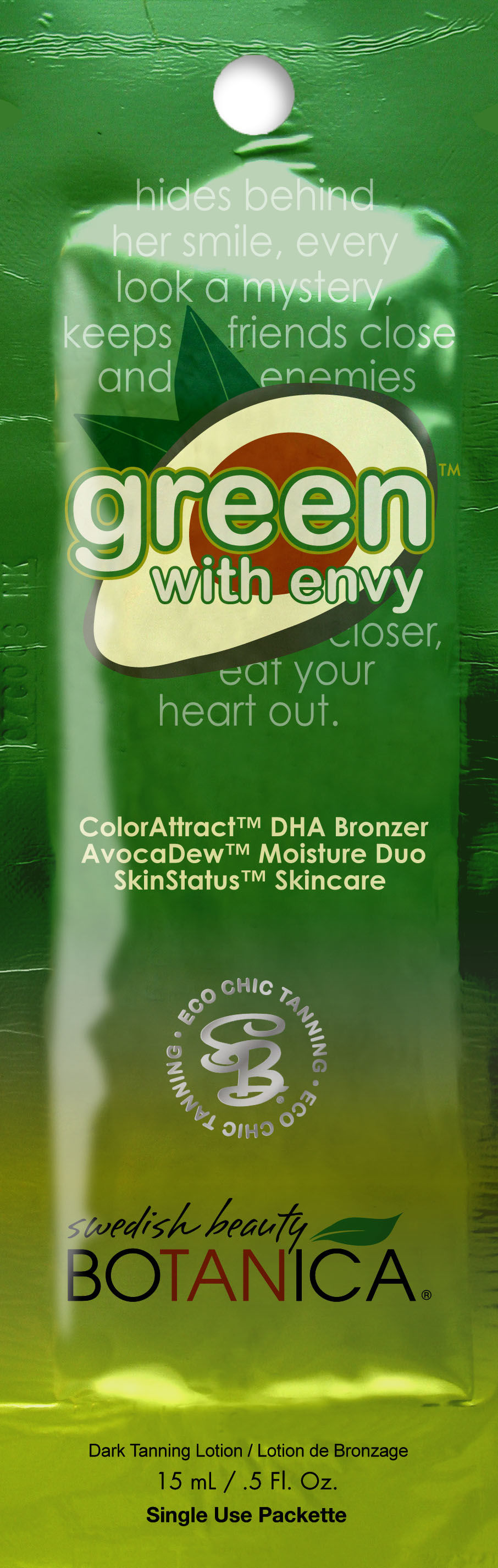 Green with Envy™ DHA Bronzing Blend with AvocaDew™ Moisture Duo