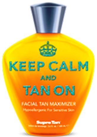 Keep Calm & Tan On™ Facial Tan Maximizer
