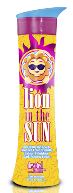 Lion in the Sun™ Beach Bronzed Color Instantly Indoor & Outdoor