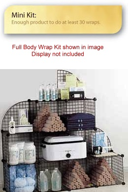 "SlenderQuest ""Mini"" Body Wrap Kit"