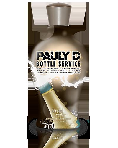 Bottle Service™ Ultra-Dark Intoxicating Black Bronzer Infused