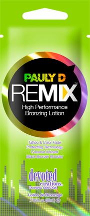 "Pauly D's Remix™ ""Tan, Tighten & Tone"" Pkt"