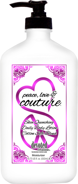 Peace Love & Couture™ Quenching Body Lotion