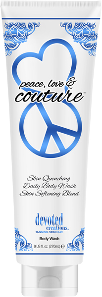 Peace, Love & Couture Wash™