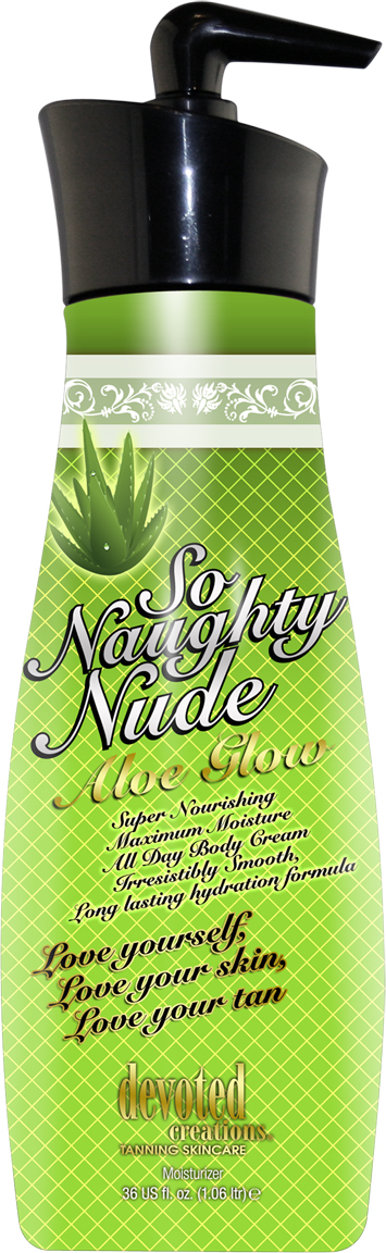 So Naughty Nude Aloe Glow™ All Day Body Cream