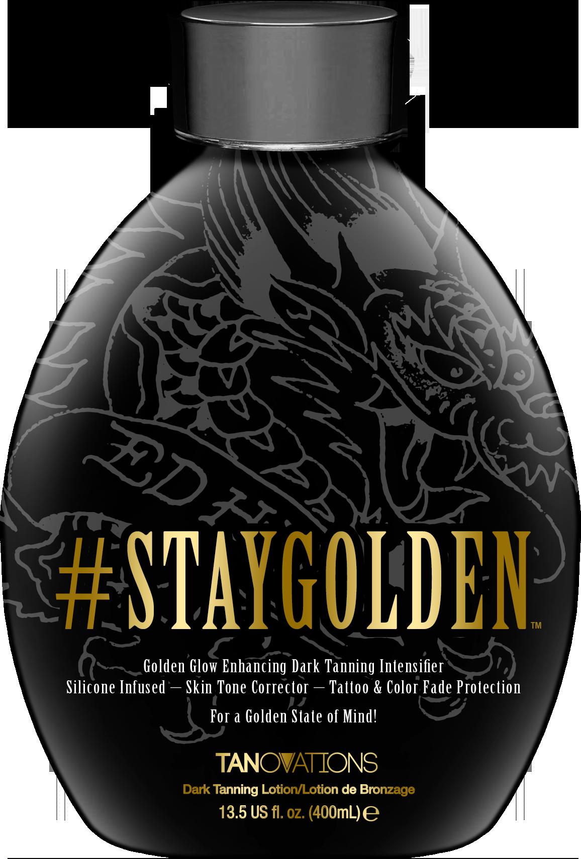 #StayGolden Intensifier