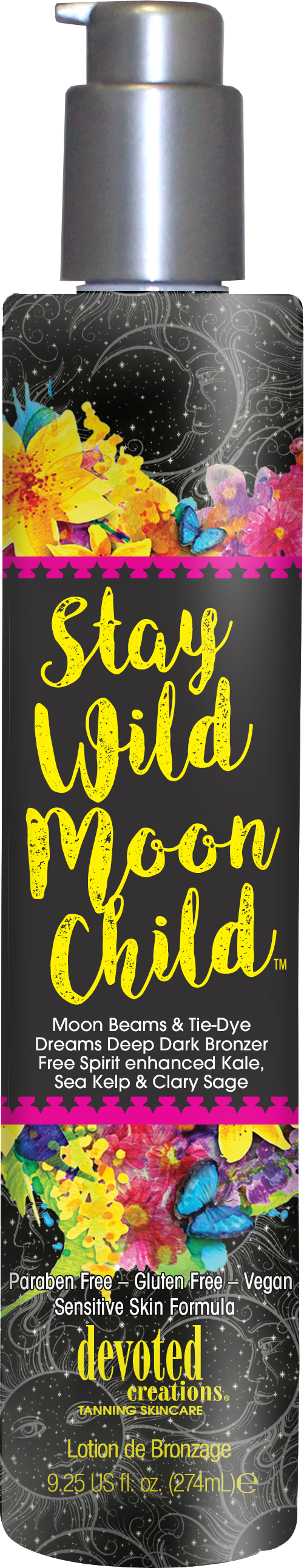 Stay Wild Moon Child Dark Bronzer