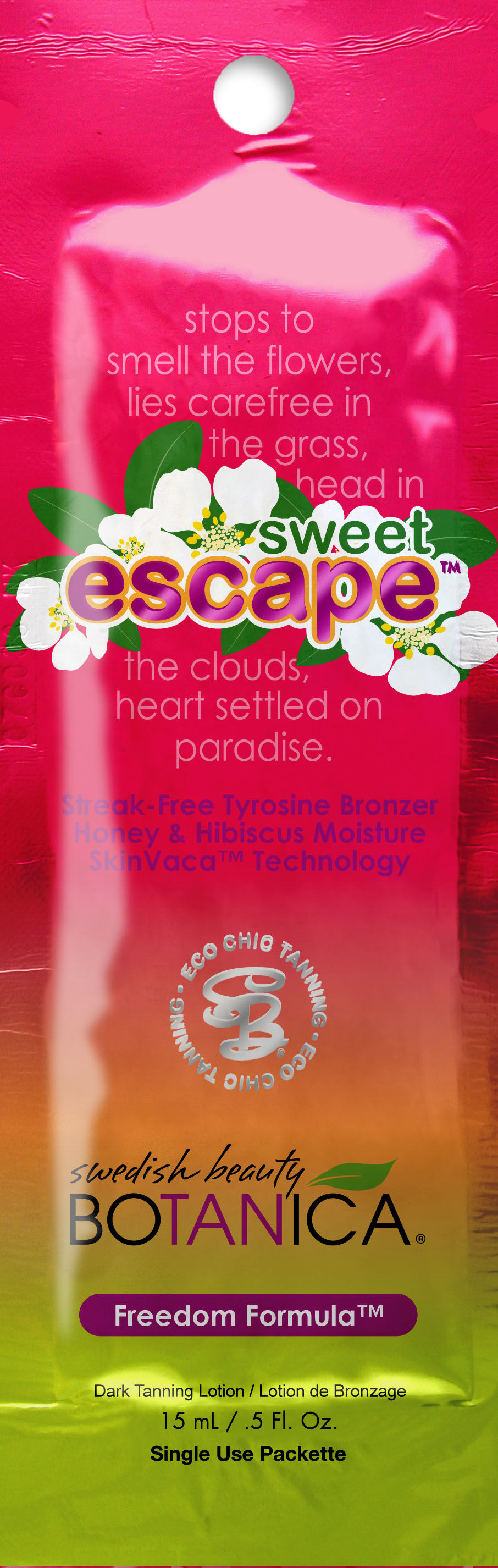 Sweet Escape™ Streak-Free Tyrosine Bronzer with Honey & Hibiscus Moisture