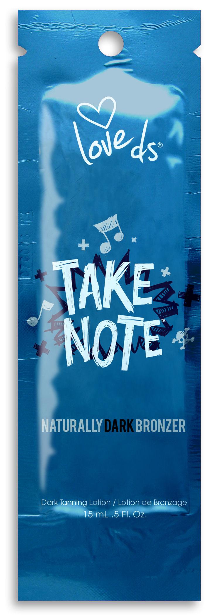 Take Note™ Naturally Dark Bronzer Pkt