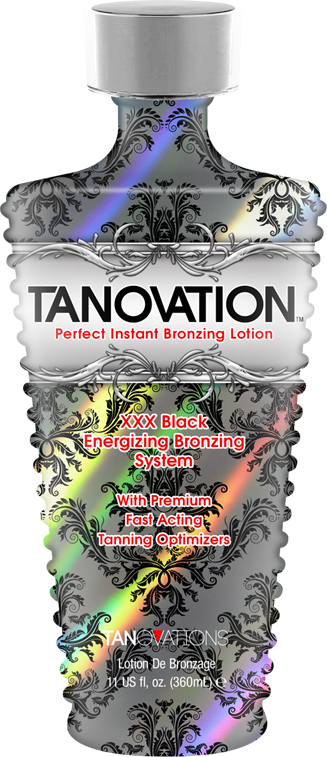 Tanovation™ Triple Dark Black Bronzing System
