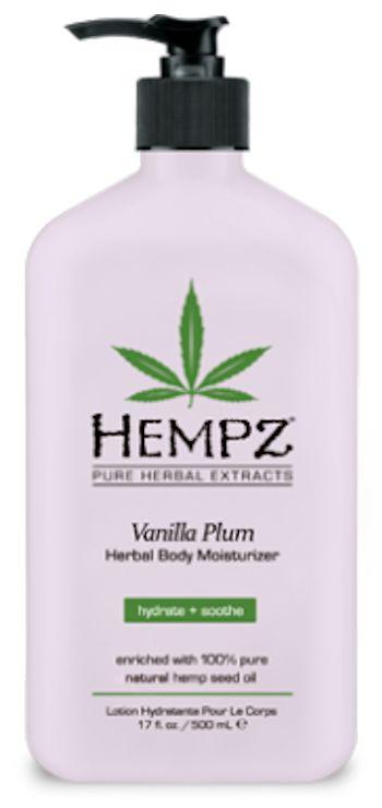 Hempz® Vanilla Plum Moisturizer