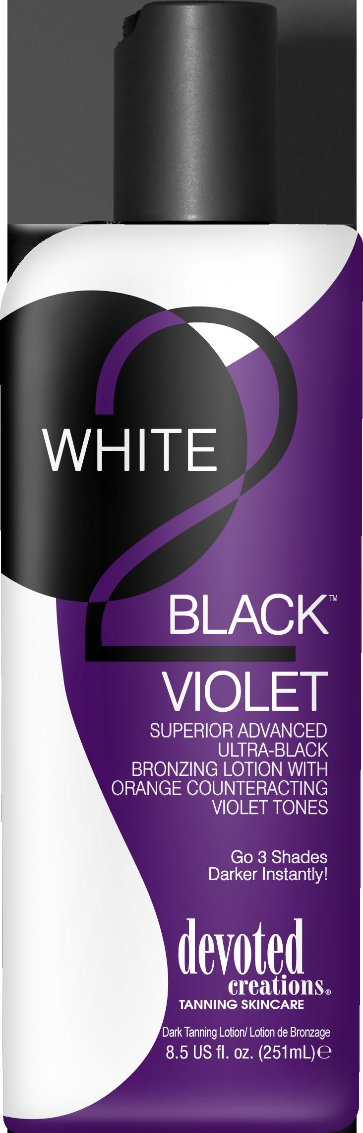White 2 Black™ Black Violet
