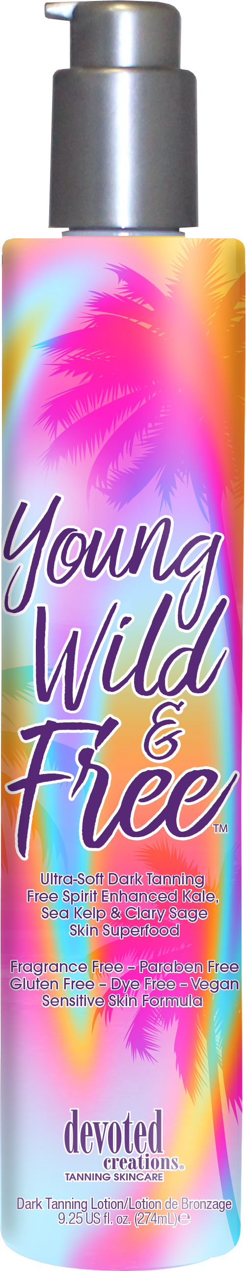 Young, Wild & Free Intensifier
